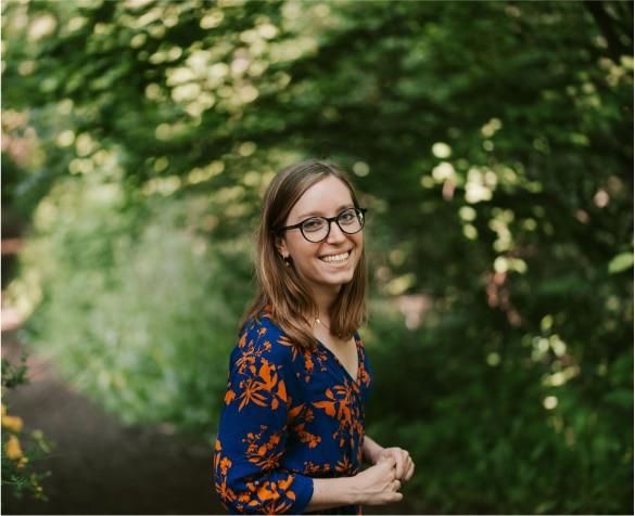 Charlotte Carrière - Réflexologue Clermont Ferrand